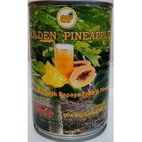 Juice Mix with Pineapple and Papaya
