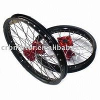 CNC Motorcycle aluminum alloy rim wheel for Honda CRF250/CRF450