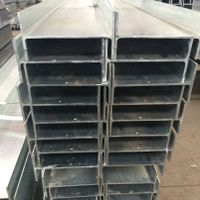 Hot dippe galvanized I beam