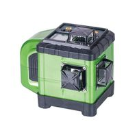 Qualified And Cheap Self Leveling Electronic Sensor Green Beam 3D Laser Levels