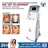 E-light(IPL+RF) machine for hair removal