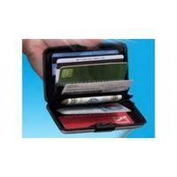 Aluma wallet Aluminum wallet bank card hold