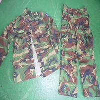 used army uniform