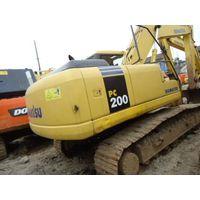 komatsu pc200-7 excavator thumbnail image