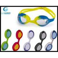 Silicone Children swimming goggles thumbnail image