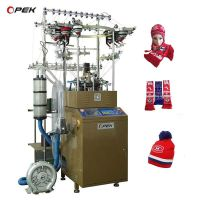 OPEK high speed hat and scarf circular knitting machine manufactory