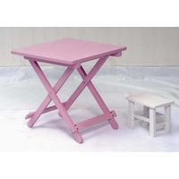 wooden table and chair thumbnail image