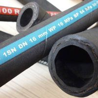 Sell SAE 100 R1 Hydraulic Rubber Hose thumbnail image