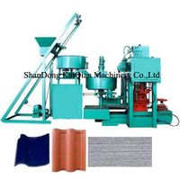 high quality cement roof tile making machine thumbnail image