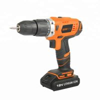 First Rate power max 18v Li-ion battery cordless drill