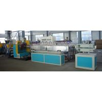 Pipe Extrusion Line-PVC Steel Wire Reinforced Pipe Extrusion Line thumbnail image
