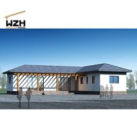 Prefab Light Steel Villa House