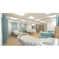 Antibacterial medical curtain, ICU curtain