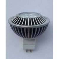AC/DC 12V LED spotlight 5w 6.5w 8w high power LED spotlight bulb lamp 2700-6500k 85lm/W 50x47mm