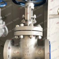 Stainless Steel Industrial Manual Flanged Globe Valve/Stop Valve thumbnail image