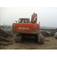 Used  Hitachi EX200-5 Excavator originated in Japan