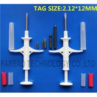RFID tag Animal Microchip Injector 2.1212mm, implanter