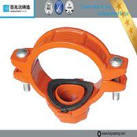 Ductile Iron Threaded Mechanical reducing Tee thumbnail image