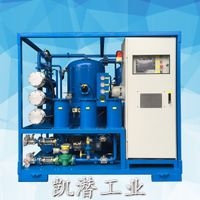 Vacuum Double Stage Transformer Oil Purifier Machine thumbnail image