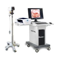 Digital Video Colposcope gynecological magnification instrument Kn-2200 CE FDA