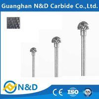 China Manufacturer Tungsten Carbide Burs for Rotary Bur