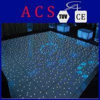 Newly designed twinkle RGB led dance floor thumbnail image