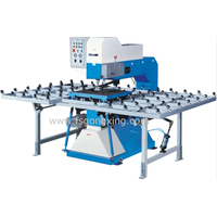 Model BZ0213AL Glass Drilling Machine- gas-liquid damping system