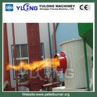 Automatic wood stove pellet burner boiler pellet boiler thumbnail image