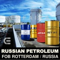 Russian Petroleums FOB Russia And Rotterdam