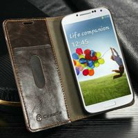 2015 The Most Popular Wholesale Factory Wallet case for Samsung Galaxy S4 i9500