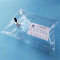 FEP Gas Sampling Bag PTFE valve