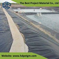Fish Pond Liner HDPE Liner 1.5mm for Shrimp Farming