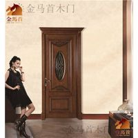 14 years' producing experiences solid wooden door