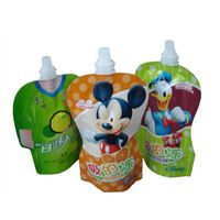 Plastic Beverage Bag / Juice Pouch / Beverage Pouch