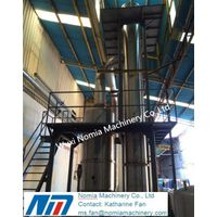 MVR evaporator for waste water treatment, desalination, concentrate, juice