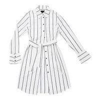 Black Stripes Robe