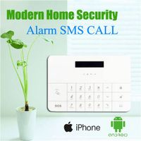 Aixinke burglar alarm gsm intelligent alarm system wireless security