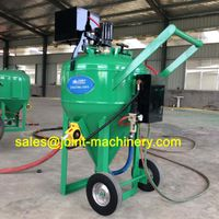 dustless blasting db225/db500/db800/wet dustless blasting