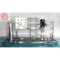 8M3/Hr FRP vessel single stage RO system reverse osmosis water filter