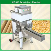 Industrial Automatic Sweet Corn Maize Thresher,Corn Sheller
