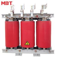 Three-phase dry-type transformer 1250kVA thumbnail image
