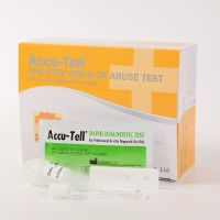 Accu-Tell® Single Drug of Abuse Rapid Test Cassette (Saliva)