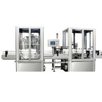 GS Automatic liquid cream filling capping line thumbnail image