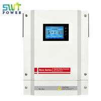 On-grid & Off-grid Solar Hybrid Inverter with Touch screen Display External Wi-Fi Device Optional thumbnail image