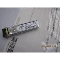 Cisco GLC-ZX-SM 1000BASE-ZX SFP transceiver module for SMF thumbnail image