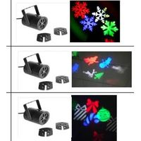 LED Home Christmas Projectors