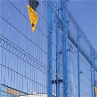 Public Buildings Welded Wire Mesh Fence thumbnail image