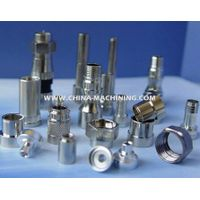 CNC Machining Part by CNC Milling and CNC Turning thumbnail image
