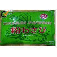 wasabi powder for food in fresh