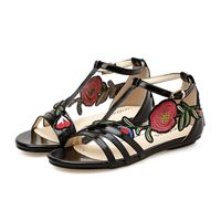 fashion style sandals shoes for women 2019